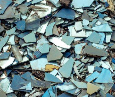 قطعات آینه آلومینیومی