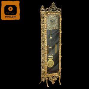 ساعت ایستاده آلومینیومی کد 114