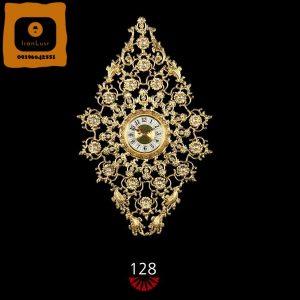 ساعت جدید آلومینیومی کد 128