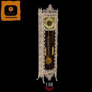 ساعت ایستاده آلومینیومی کد 138